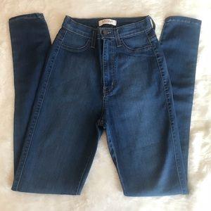 Fashion Nova High Waisted Jean